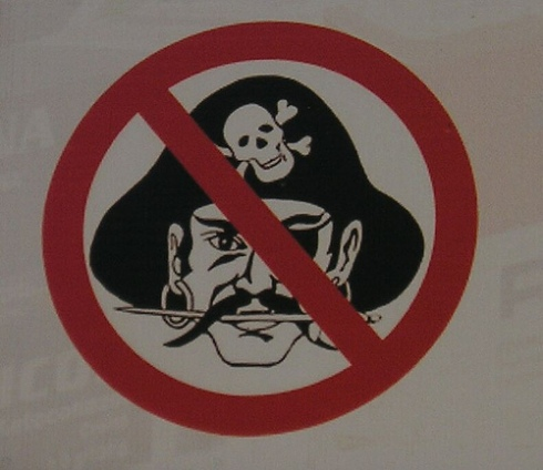 No Pirates